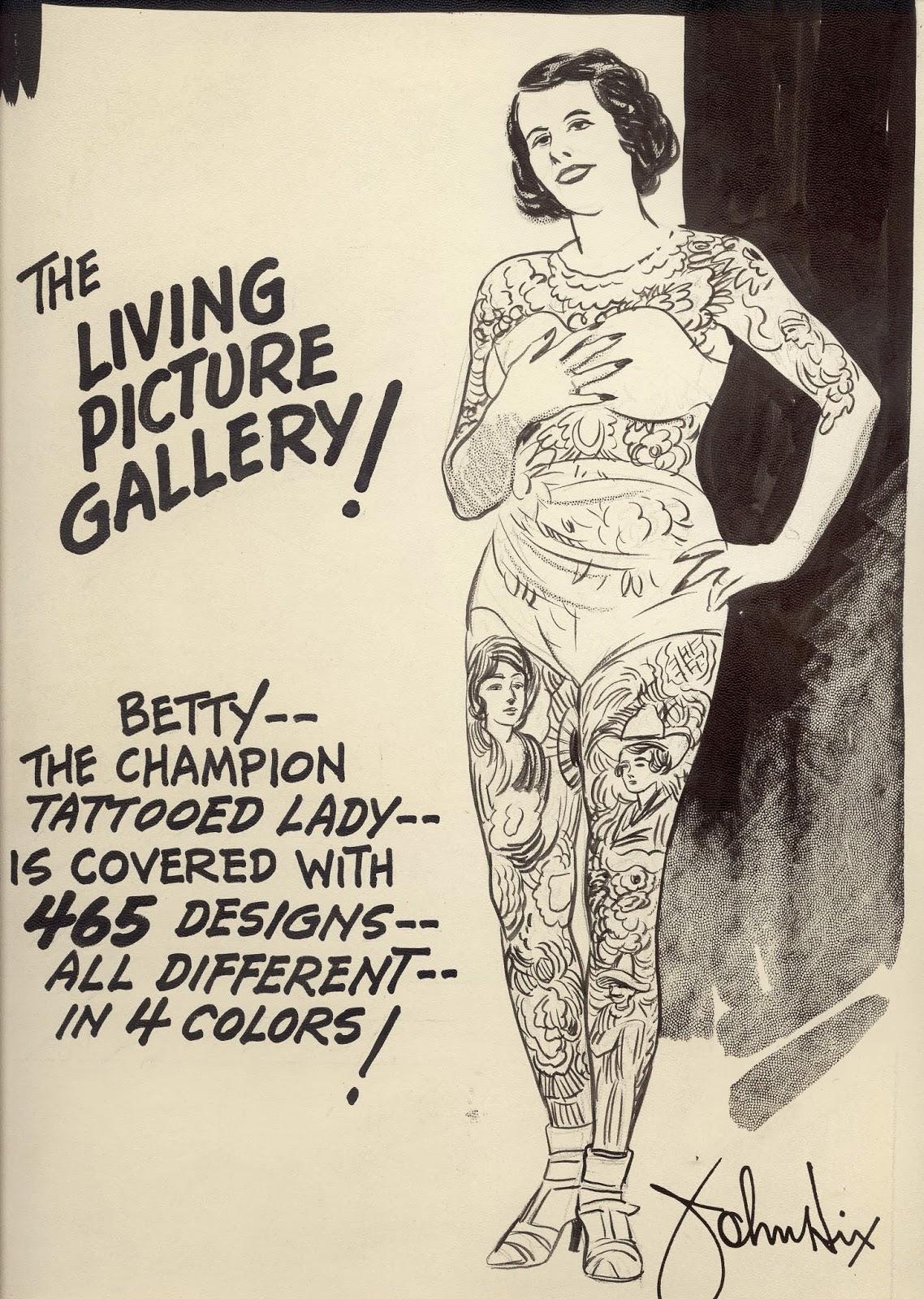 Betty Broadbent cartel