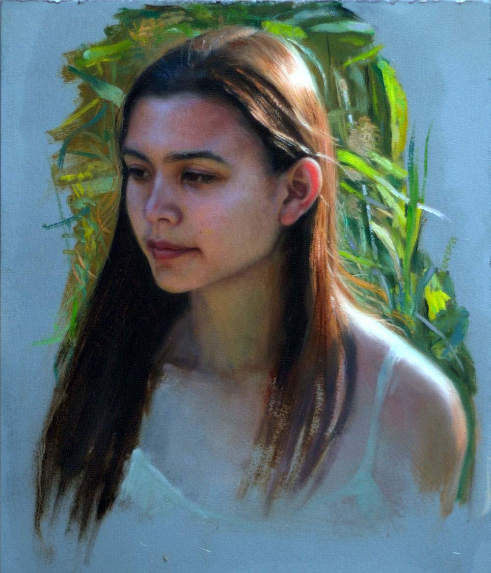 retrato de Minke