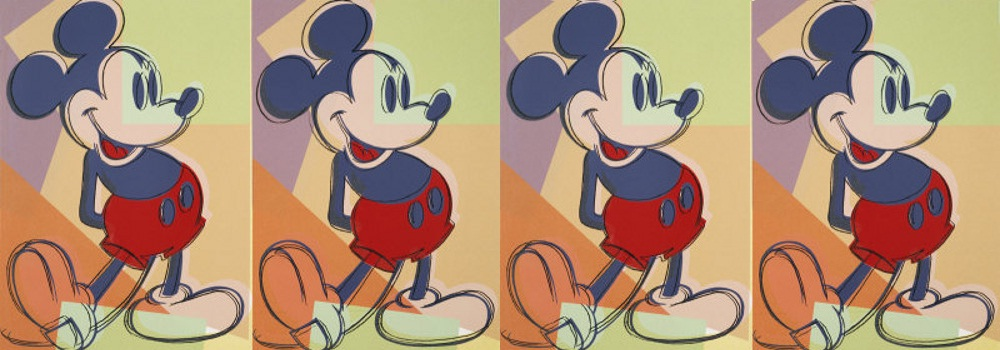 Wallpapers Mickey Mouse blanco y negro - Imagui