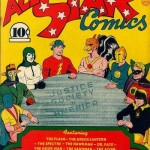All Star Comics - JSA