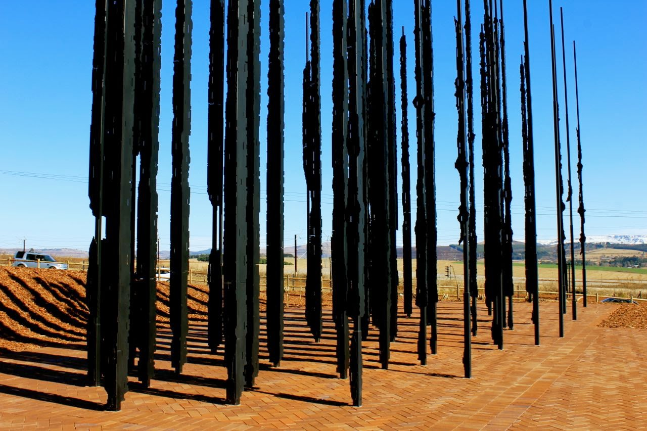 Nelson Mandela Capture Monument By Marco Cianfanelli - 07