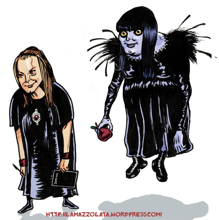 ilustraciones Laura y Alba
