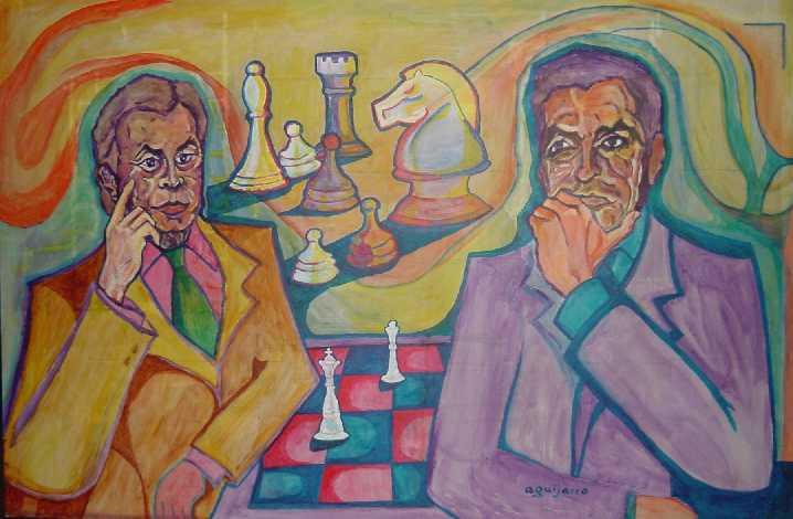 Ajedrez 1982 por Antonio Guijarro