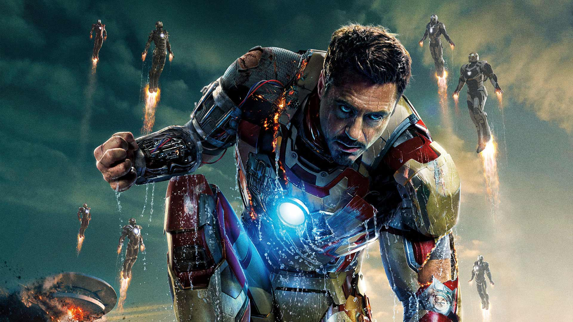 Tony-stark-en-Iron-Man-3-la