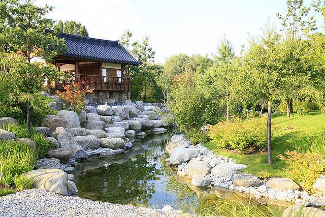 Jardin coreano8 malatinta magazine for Casa jardin 8 de octubre