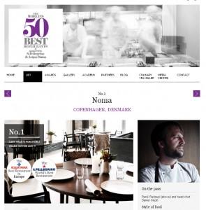 50 restaurantes interior