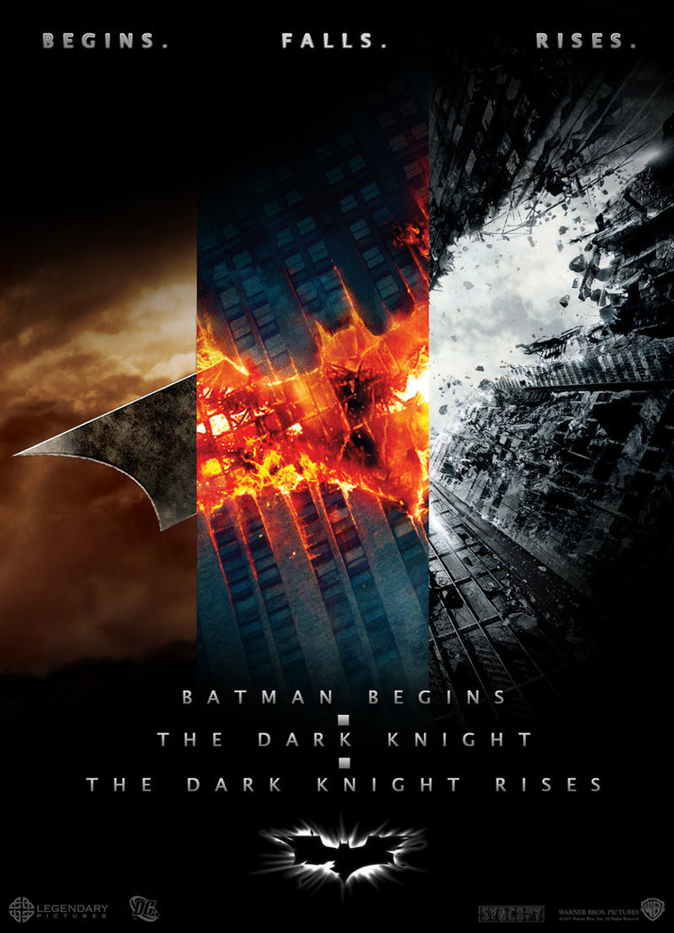 Batman-Trilogy