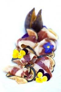 Figs and hamon