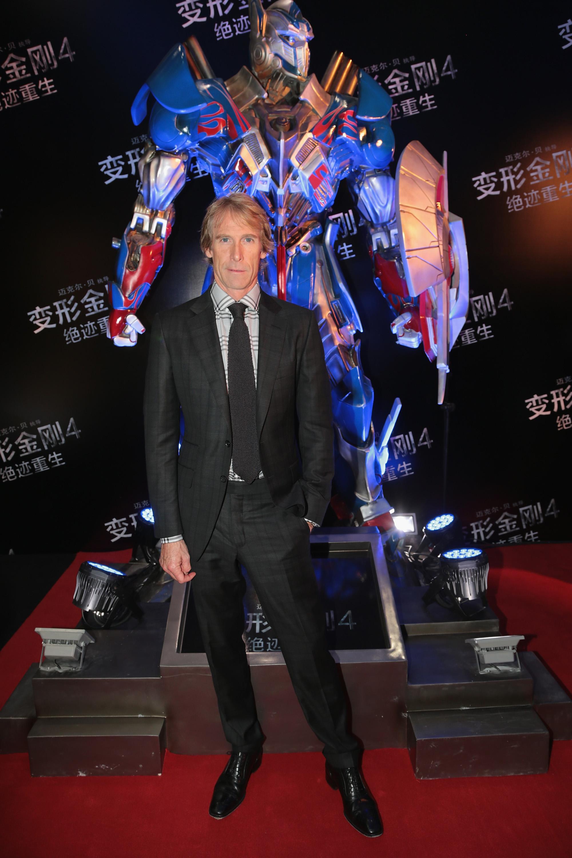 Transformers Beijing Premiere