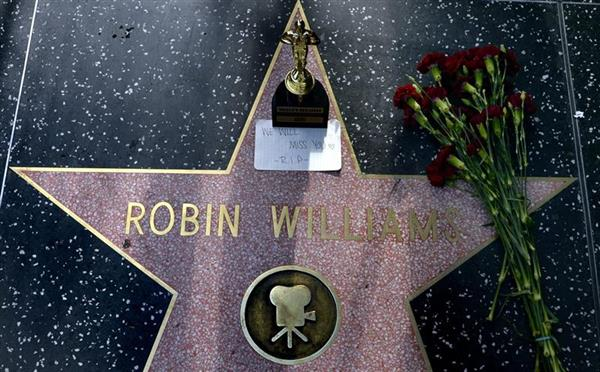 ROBIN WILLIAMS EFE2014081109124311211243