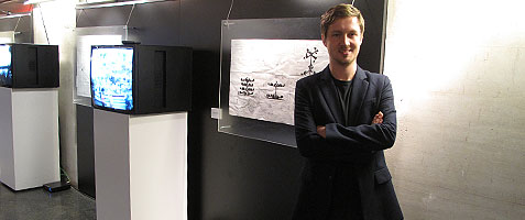 Exposición THE EXPERIENCE OF FLIEHKRAFT:  Museum Prototyp, Hamburg November 2011