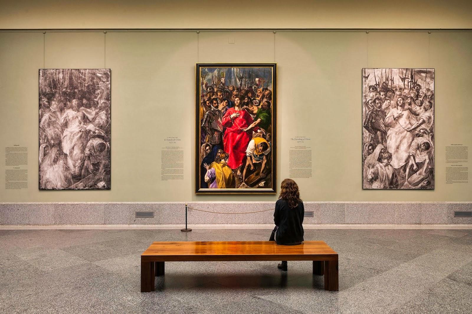 El Expolio - Museo del Prado