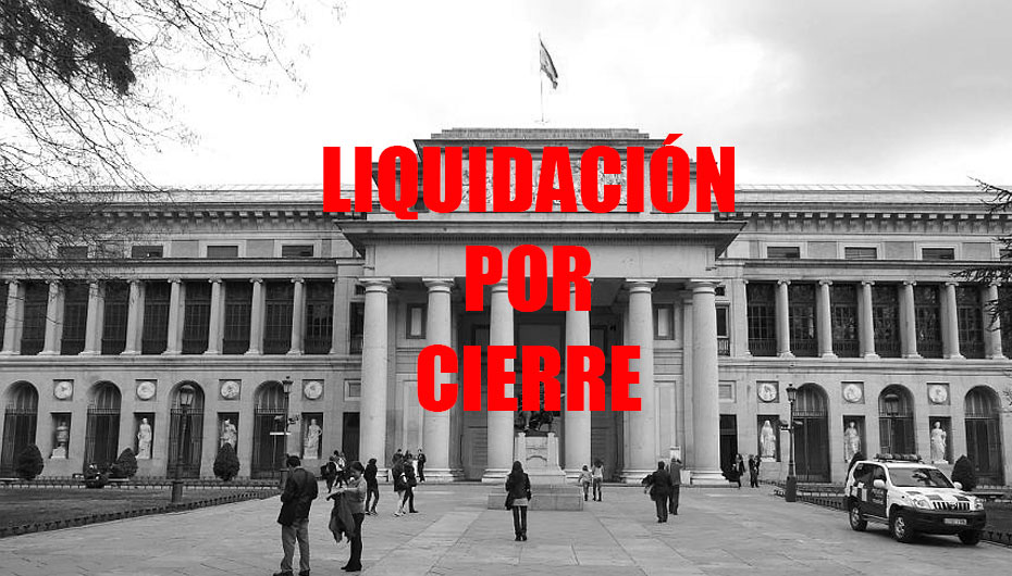 Liquidaci n por cierre de la cultura espa ola malatinta - Liquidacion cocinas por cierre ...