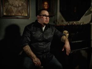 Nikko Hurtado (foto extraída de su página web)