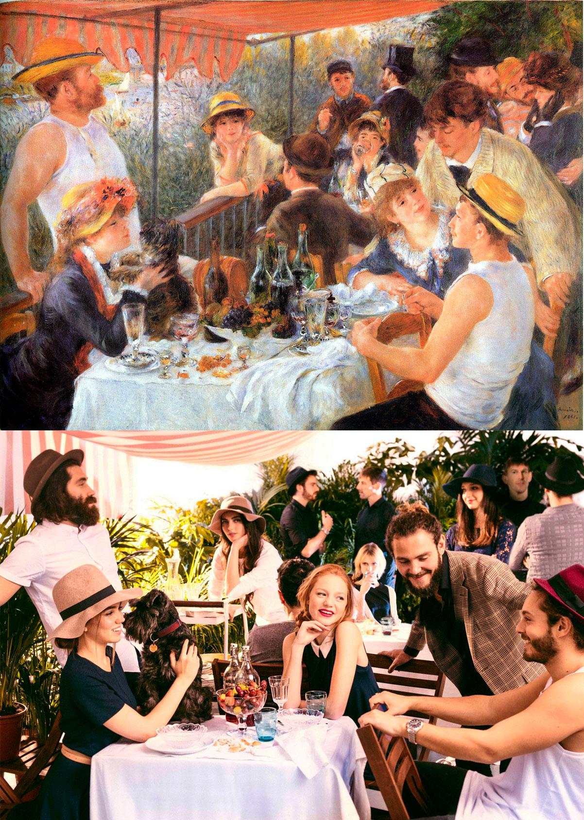 El-almuerzo-de-los-Remeros--Renoir