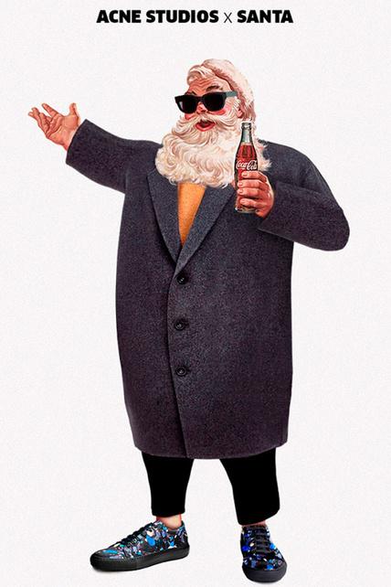 Acne Studios x Santa