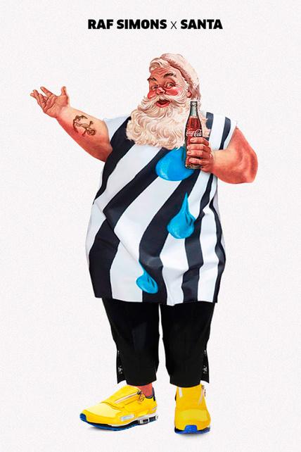 Raf Simons X Santa