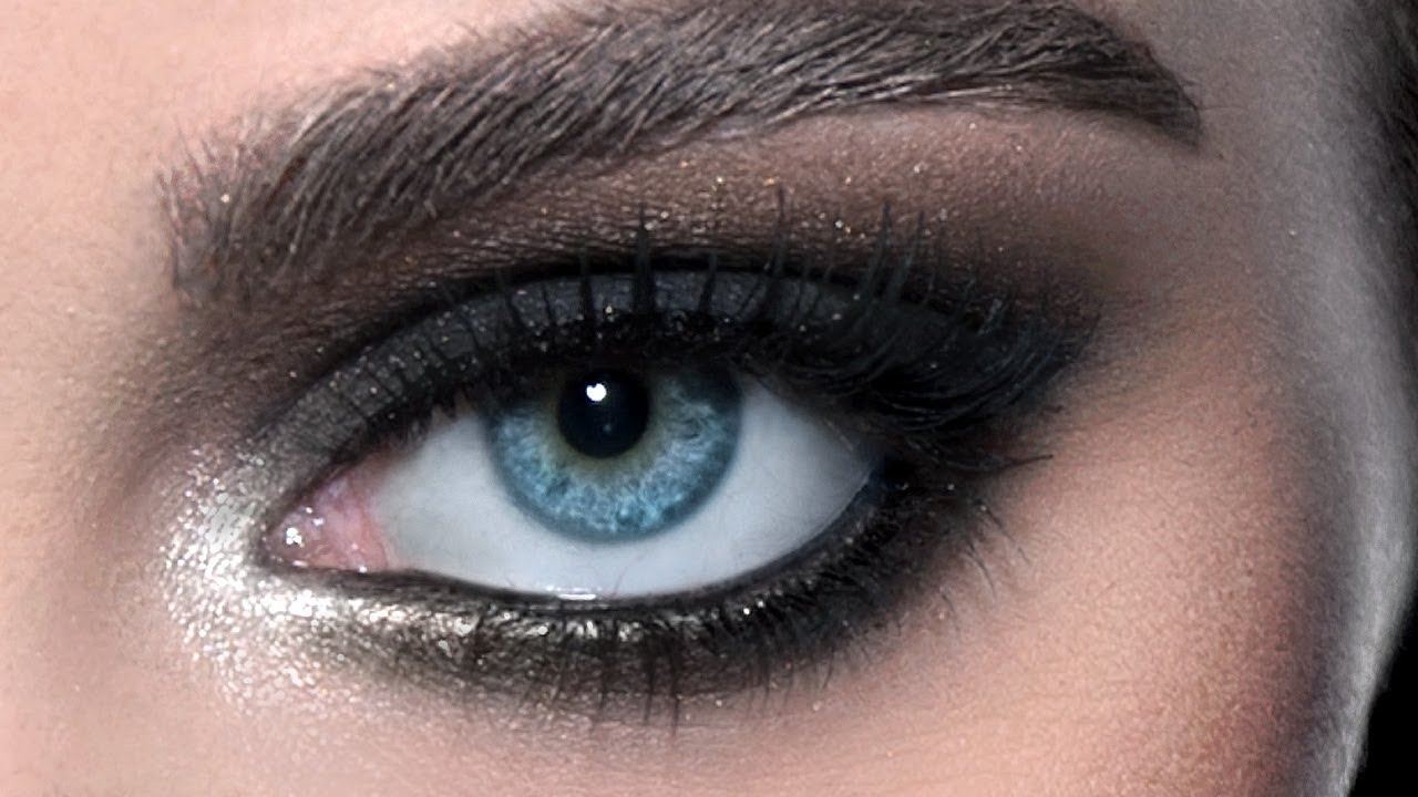 Efecto Smoky-Eyes