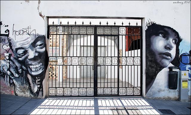arte urbano Granada
