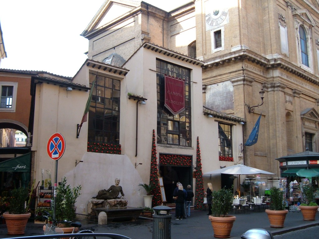 Museo Atelier Canova Tadolini