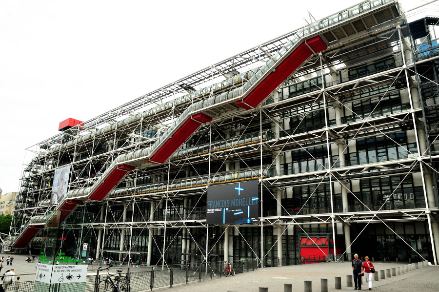 Museo Pompidou de París