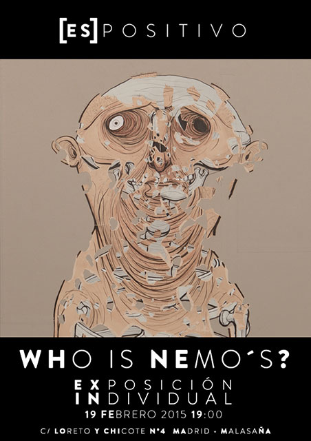 Exposición 'Who is NemO´s'
