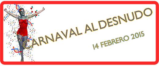 Carnaval al Desnudo - Círculo de Bellas Artes