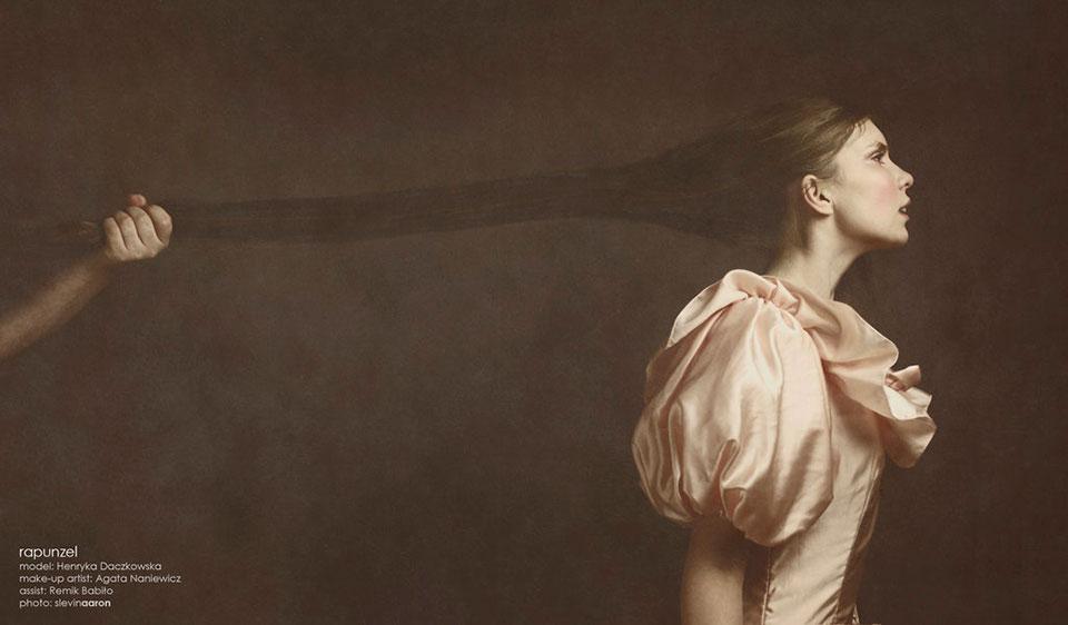 'Fairy Tale: Rapunzel' - Slevin Aaron