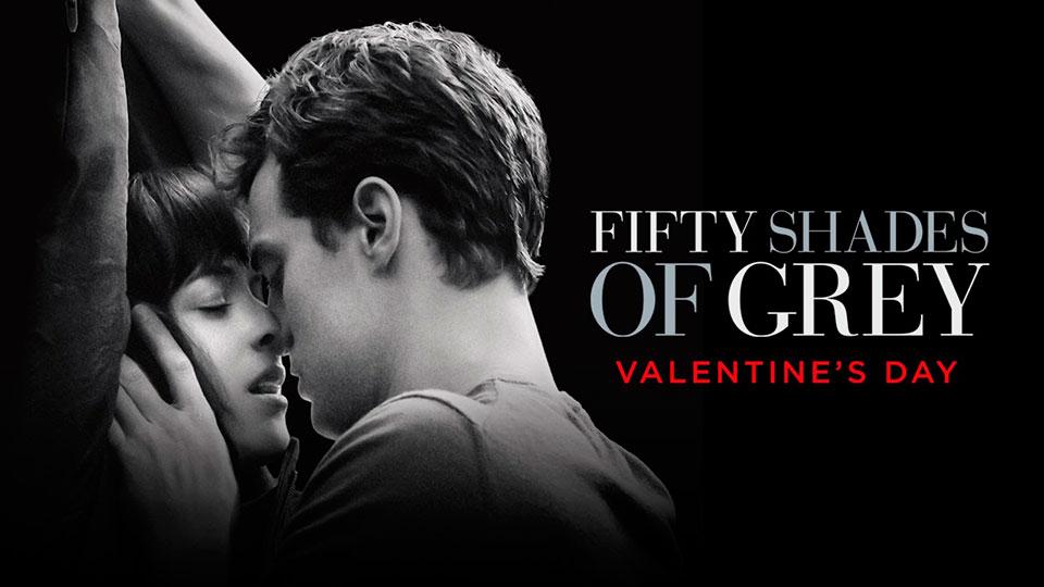 50 Sombras de Grey poster oficial