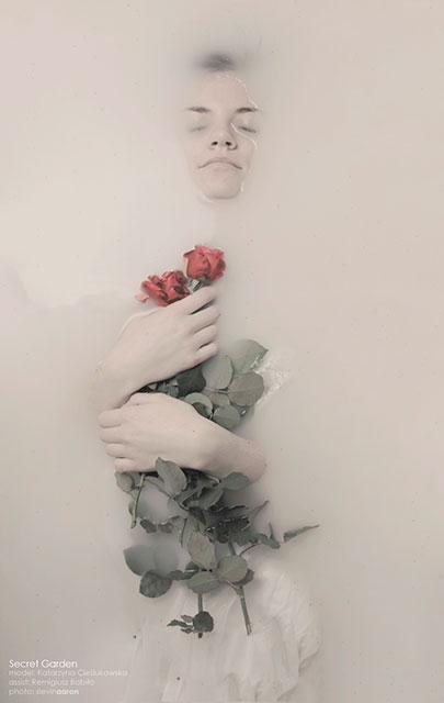 'Secret Garden' - Slevin Aaron