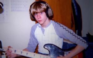 Kurt adolescente