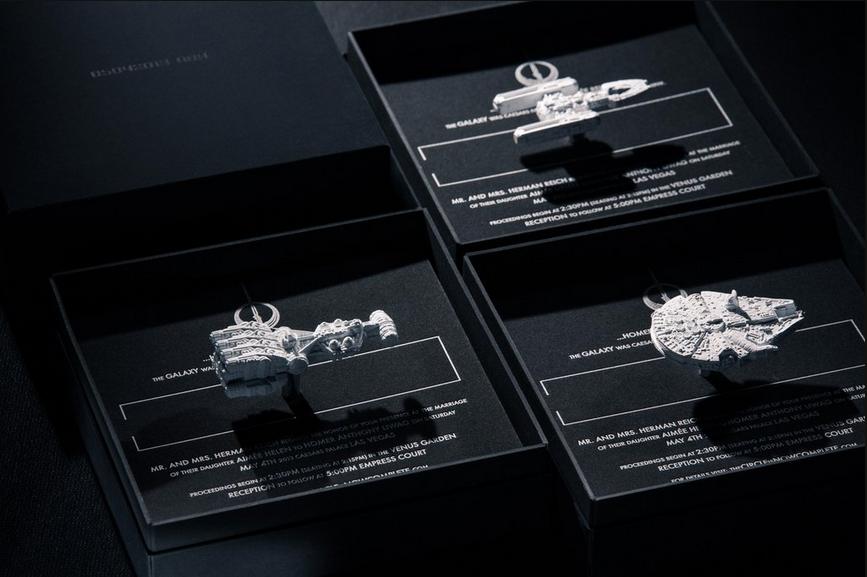 precio más baratas lindos zapatos Las invitaciones de boda más frikis - MalaTinta Magazine