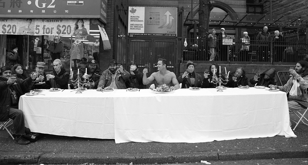 'The Last Supper' - Brent Ray Fraser