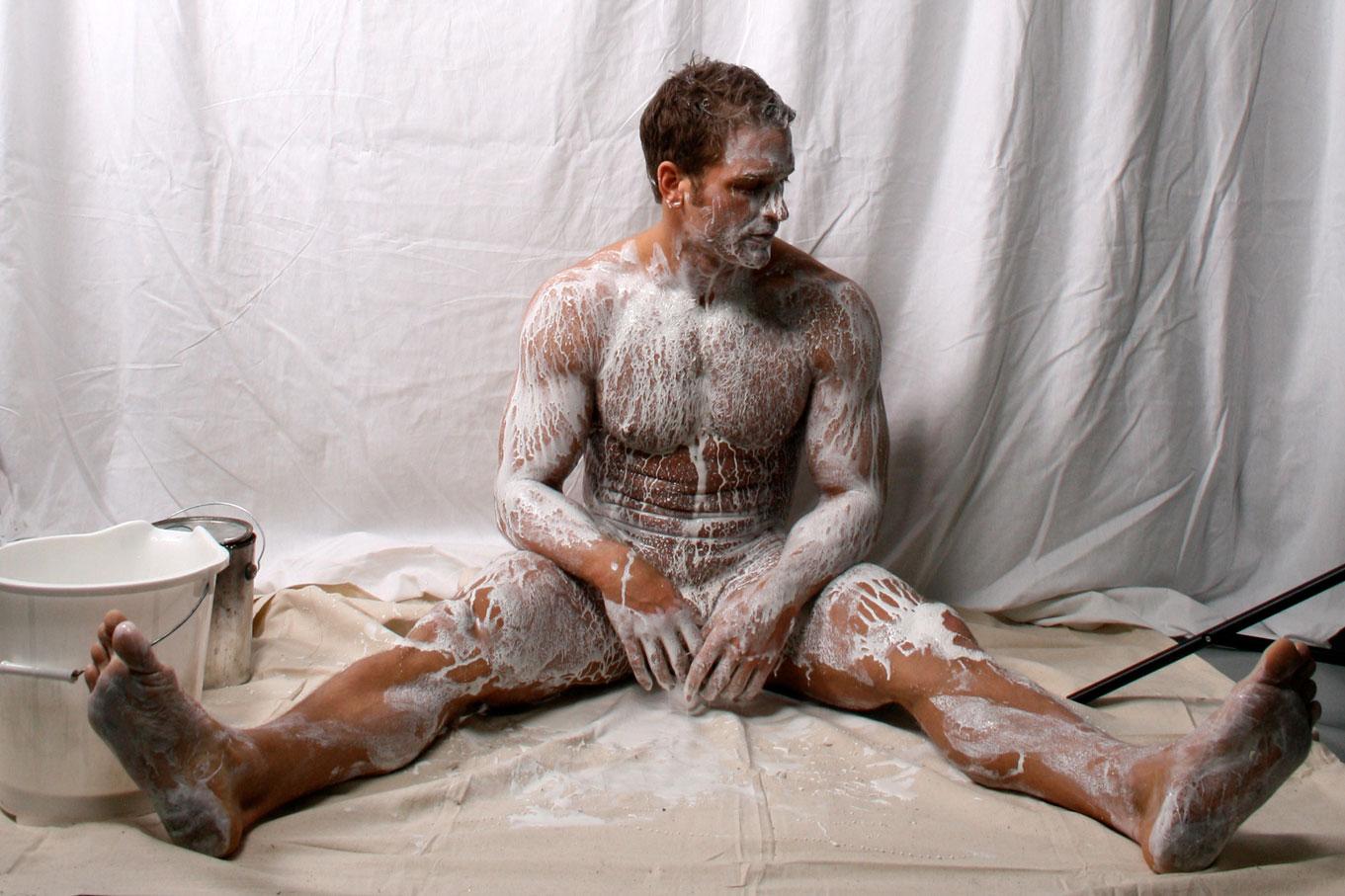 Brent Ray Fraser por Stephen Sadowski