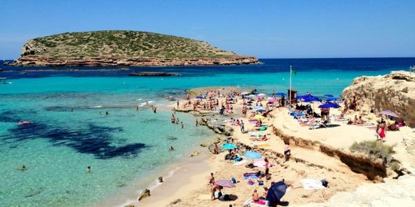 Playa Cala Compta