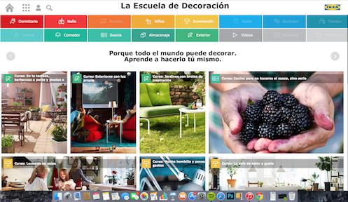 La escuela de decoraci n de ikea malatinta magazine for Escuela de decoracion