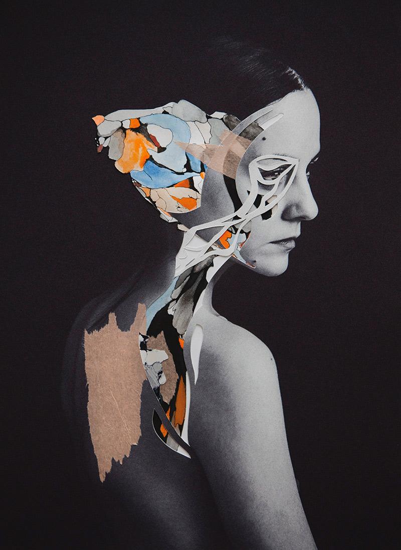 'Lava' autoretrato Rocío Montoya