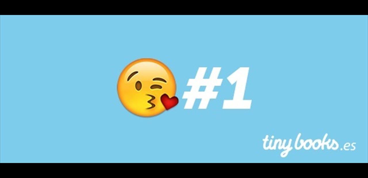 emoji ganador - Tiny Books