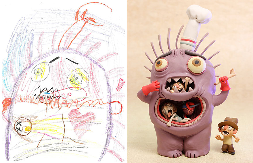 go-monster-project-kids-drawings-inspire-artists-45__880
