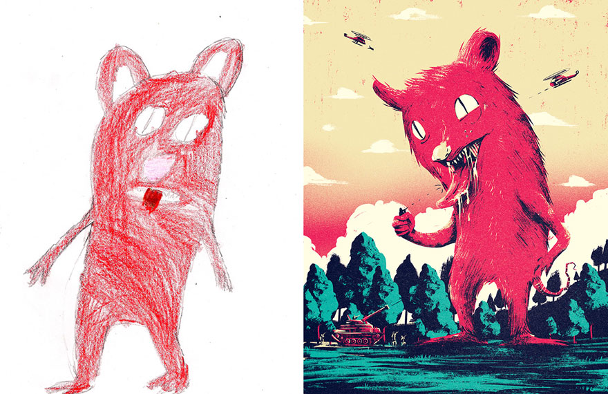 go-monster-project-kids-drawings-inspire-artists-48__880