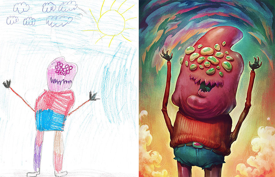 go-monster-project-kids-drawings-inspire-artists-51__880
