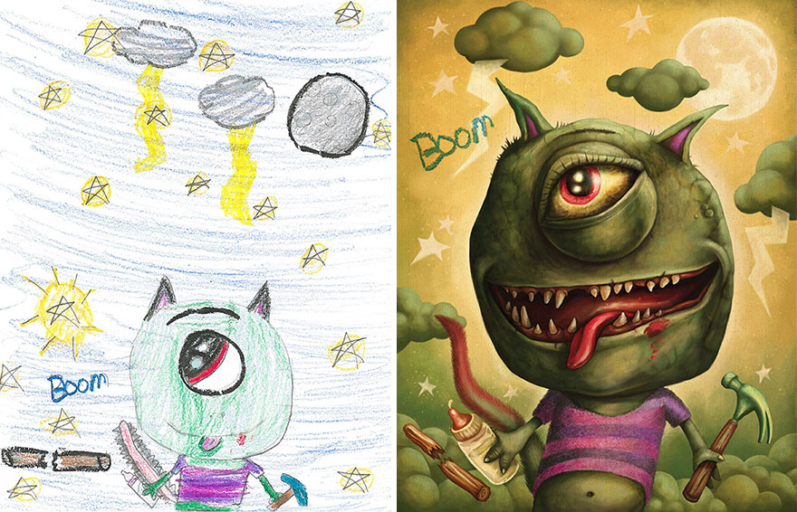 go-monster-project-kids-drawings-inspire-artists-58__880