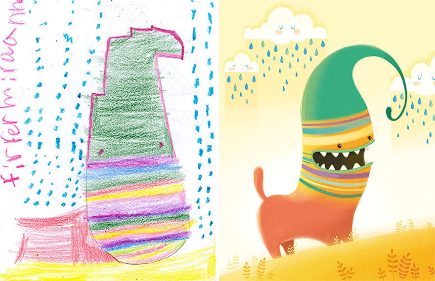 go-monster-project-kids-drawings-inspire-artists-82__880