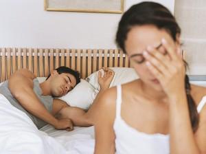 sexo contra el dolor de cabeza