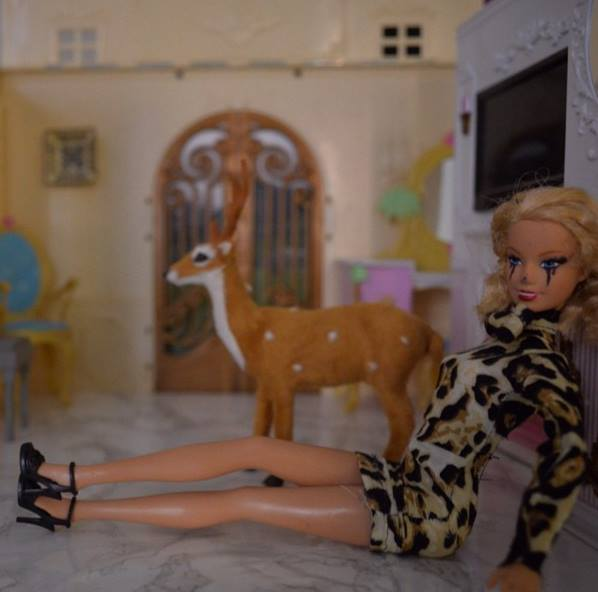 Imagen del Instagram de 'A doll world after all'