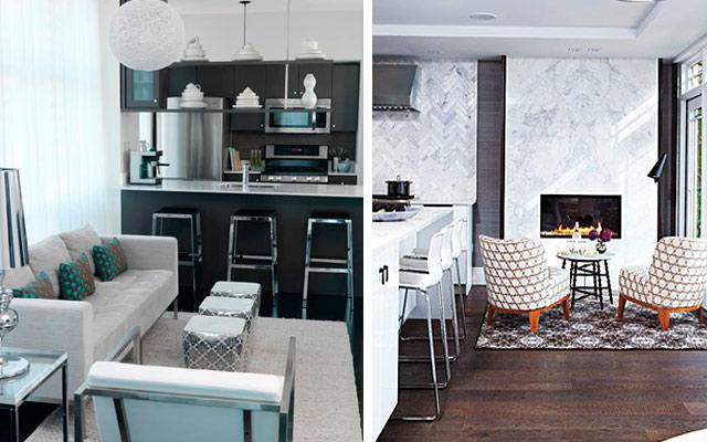 Diseno de cocina americana dise os arquitect nicos for Disenos de cocinas americanas