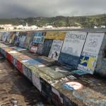 Imagen del puerto deportivo de Horta (Foto Raoul Higuera)