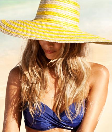 H&M Colección baño Sombreros Sandra Barcelona Devil Shopping Girl Loca por las compras blog