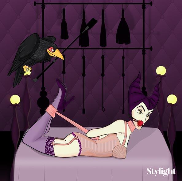 Stylight-princesas-Disney-San-Valentin-Malefica1
