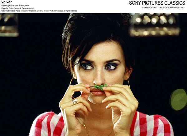 Imagen de la película 'Volver' (Foto: Sony Pictures)